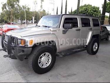 Hummer H3 Luxury usado (2007) color Plata precio $320,000