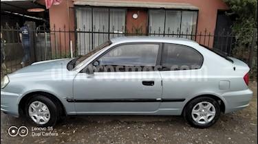 Foto venta Auto usado Hyundai Accent HB 1.3 Sport 3P  (2005) color Gris Plata  precio $2.650.000
