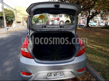 Foto venta Auto usado Hyundai Accent HB 1.4 GL  (2014) color Plata precio $5.900.000