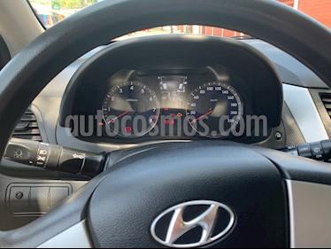 Hyundai Accent HB 1.4 GL 5P usado (2014) color Blanco Cristal precio $5.300.000