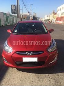 Hyundai Accent HB 1.4 GL 5P usado (2020) color Rojo precio $9.100.000