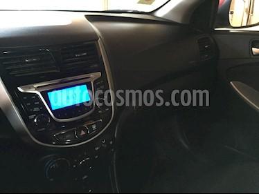 Hyundai Accent 1.4 GL Ac Plus usado (2014) color Rojo precio $5.800.000