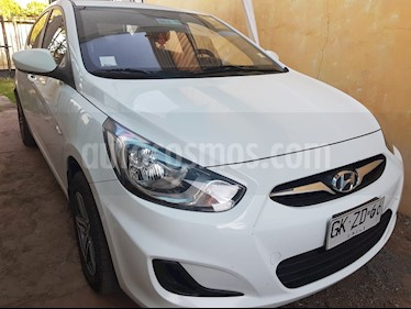 Foto venta Auto Usado Hyundai Accent 1.4 GL Ac (2014) color Blanco precio $5.300.000