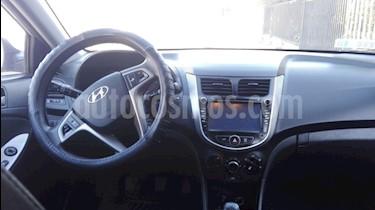 Hyundai Accent 1.4 GL Ac usado (2016) color Gris precio $7.000.000