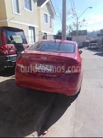 foto Hyundai Accent 1.4 GL Plus  usado (2017) color Rojo precio $6.700.000