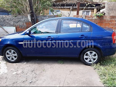 Hyundai Accent 1.4 GL  usado (2010) color Azul precio $4.000.000