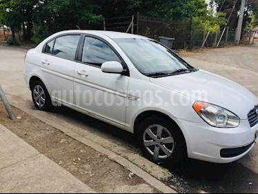 Foto venta Auto usado Hyundai Accent 1.4 GL  (2011) color Blanco precio $3.500.000