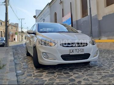 Hyundai Accent 1.4 GL usado (2019) color Blanco Cristal precio $7.500.000