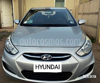 Hyundai Accent 1.4 GL usado (2015) color Gris precio $5.200.000