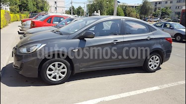 Hyundai Accent 1.4 GL usado (2012) color Gris Carbono precio $4.850.000