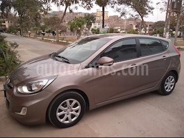 Hyundai Accent 1.4L GL Estandar usado (2014) color Bronce precio u$s10,700