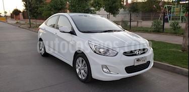 Hyundai Accent 1.4L GL Full usado (2018) color Blanco precio $8.000.000