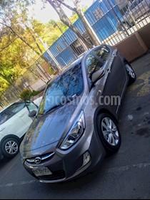 Hyundai Accent 1.4L GL usado (2018) color Gris precio $8.250.000