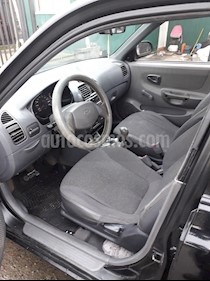 Hyundai Accent 1.5 GL  usado (2002) color Negro precio $1.400.000