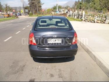 Hyundai Accent 1.5 GLS Diesel  usado (2008) color Azul precio $2.850.000