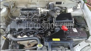 Foto venta Auto usado Hyundai Accent 1.5 GLS (2002) color Gris Plata  precio $1.800.000