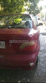 Hyundai Accent 1.5 LS usado (1987) color Rojo Vivo precio $1.000.000