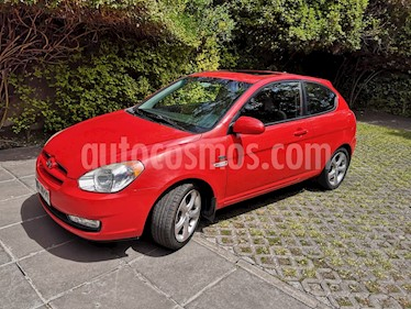Foto Hyundai Accent 1.6 GLS Full usado (2008) color Rojo precio $3.700.000