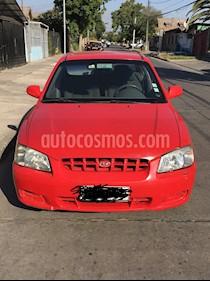 Hyundai Accent 1.5 GLS usado (2000) color Rojo precio $2.000.000