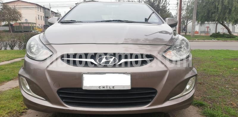 Hyundai Accent 1.4 GL Ac usado (2013) color Bronce precio $5.100.000