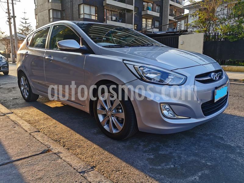 Hyundai Accent 1.4L GL Full usado (2016) color Plata precio $6.800.000