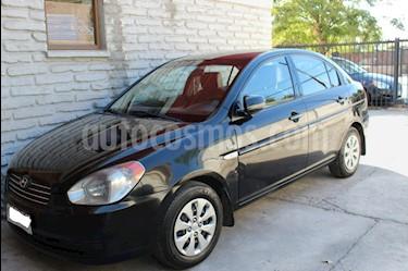 Hyundai Accent 1.6 GL Ac usado (2010) color Negro precio $2.900.000