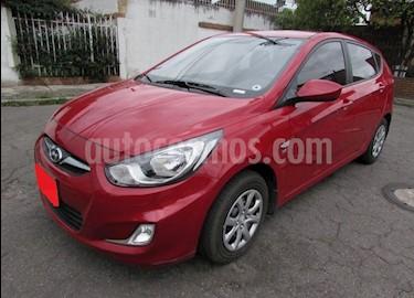 Hyundai Accent Vision 1.6 GLS Aut usado (2013) color Rojo precio $20.000.000