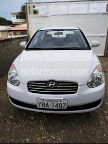Hyundai Accent 1.4L Ac usado (2011) color Blanco precio u$s8.500