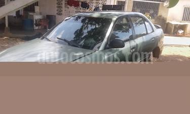 Foto venta carro usado Hyundai Accent Familiar L4,1.3i,12v S 2 1 (2003) color Verde precio u$s550