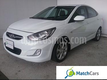Foto venta Carro usado Hyundai Accent GL 1500 cc (2012) color Blanco precio $29.990.000
