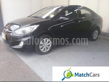 Foto venta Carro usado Hyundai Accent GL 1500 cc (2015) color Negro precio $30.490.000