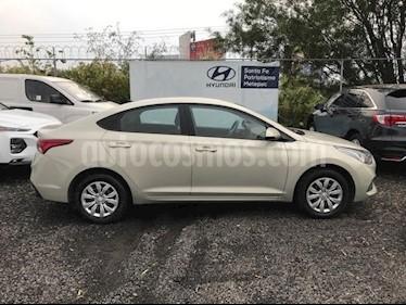 Foto venta Auto usado Hyundai Accent GL Aut (2018) color Beige precio $214,000