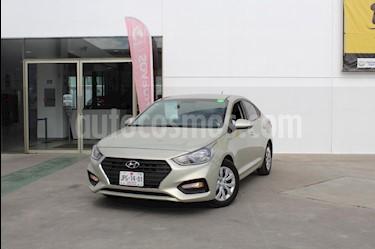 Foto venta Auto Seminuevo Hyundai Accent GL Aut (2018) color Beige precio $229,000