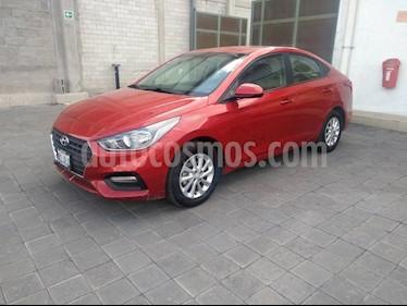 Foto venta Auto usado Hyundai Accent GL Mid Aut (2018) color Rojo precio $225,000