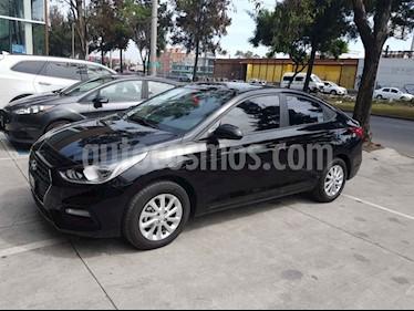 Hyundai Accent GL Mid Aut usado (2019) color Negro precio $246,000
