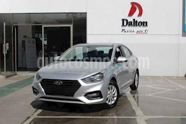 Foto Hyundai Accent GL Mid Aut usado (2018) color Plata precio $209,000