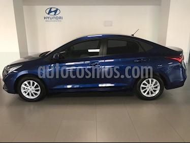 Foto venta Auto Seminuevo Hyundai Accent GL Mid (2018) color Azul precio $219,000