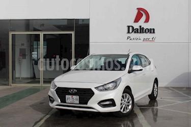 Foto Hyundai Accent GL Mid usado (2018) color Blanco precio $229,000