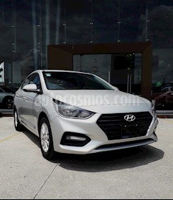 Foto venta Auto usado Hyundai Accent GL Mid (2019) color Plata precio $230,000