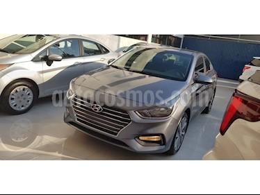 Foto venta Auto usado Hyundai Accent GL Mid (2018) color Gris precio $264,000