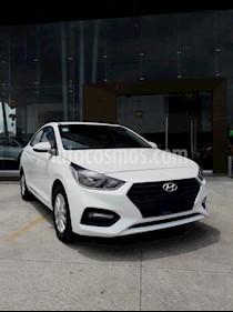 Foto venta Auto usado Hyundai Accent GL Mid (2018) color Blanco precio $220,000
