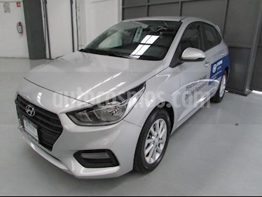 Foto venta Auto usado Hyundai Accent GL (2019) color Plata precio $261,600