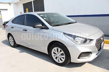 Foto venta Auto Seminuevo Hyundai Accent GL (2018) color Plata precio $205,000