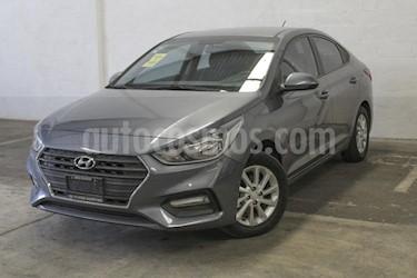 Foto venta Auto usado Hyundai Accent GL (2018) color Gris precio $225,000