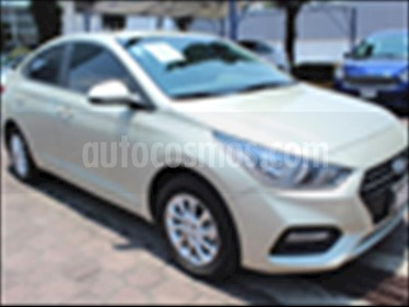 Foto venta Auto usado Hyundai Accent GL (2019) color Champagne precio $220,000