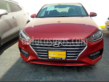 Foto venta Auto Seminuevo Hyundai Accent GLS Aut (2018) color Rojo precio $249,000