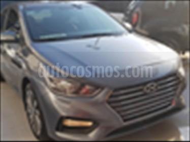 Hyundai Accent GLS Aut usado (2018) color Gris precio $252,000