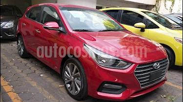 Foto venta Auto usado Hyundai Accent GLS Aut (2018) color Rojo precio $272,000
