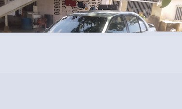 Hyundai Accent LS 1.5 Auto. usado (2003) color Verde precio u$s600