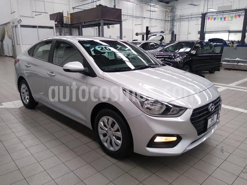 Hyundai Accent GL usado (2020) color Plata Dorado precio $225,000